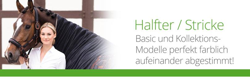 Halfter-Stricke