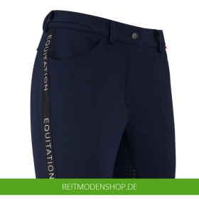 Euro-Star Reithose Onyx FullGrip Essential