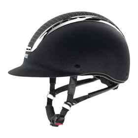 uvex suxxeed delight black-silver xs-s
