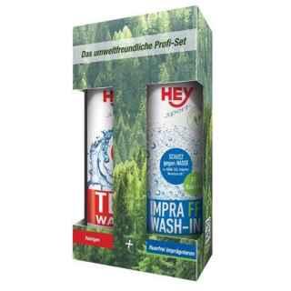 Hey Sport Tex & Impra FF Wash-in SET