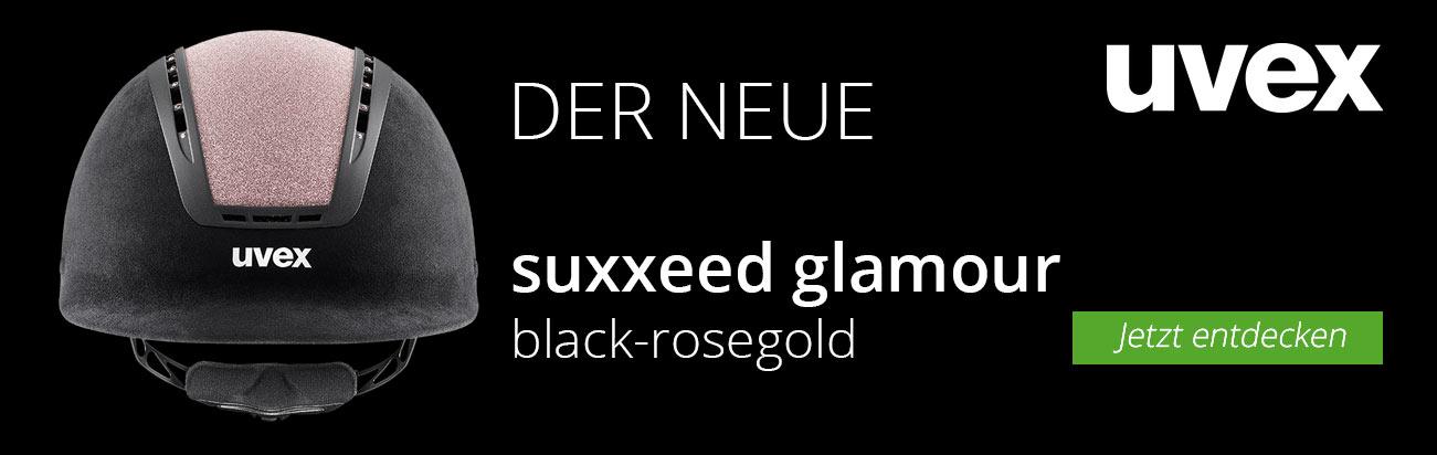 DER NEUE SUXXEED GLAMOUR | black-rosegold